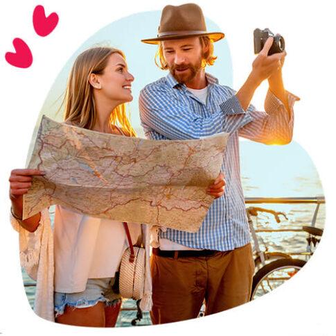 Влюбена двойка в Турция