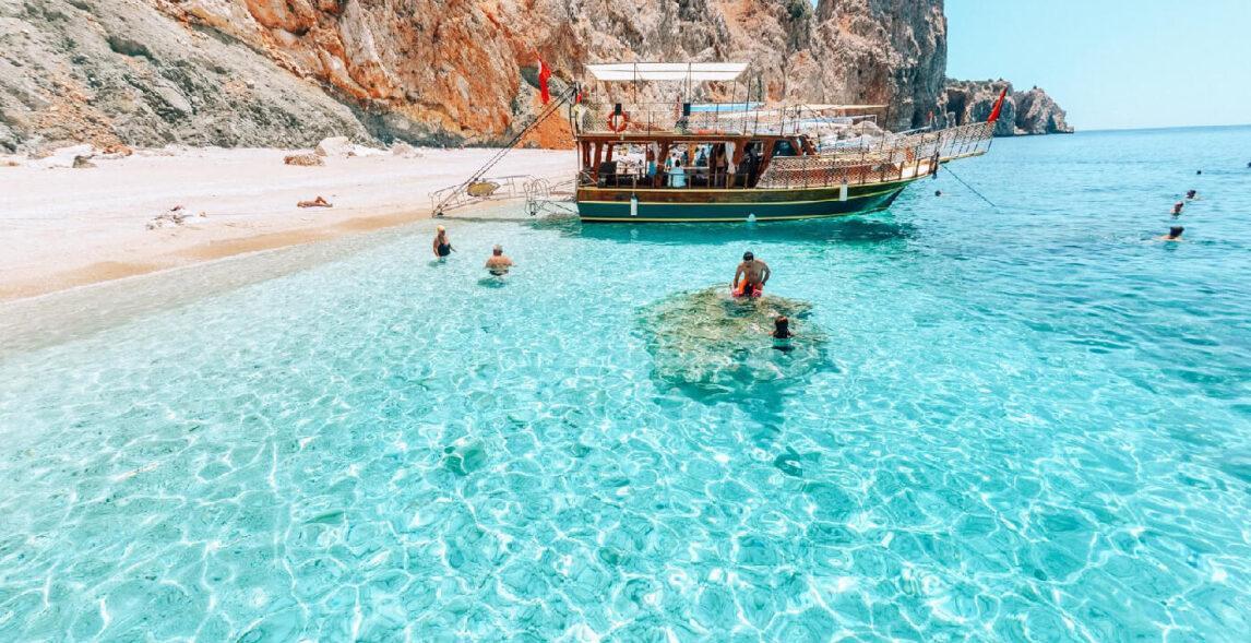 Сулуада, Турските Малдиви